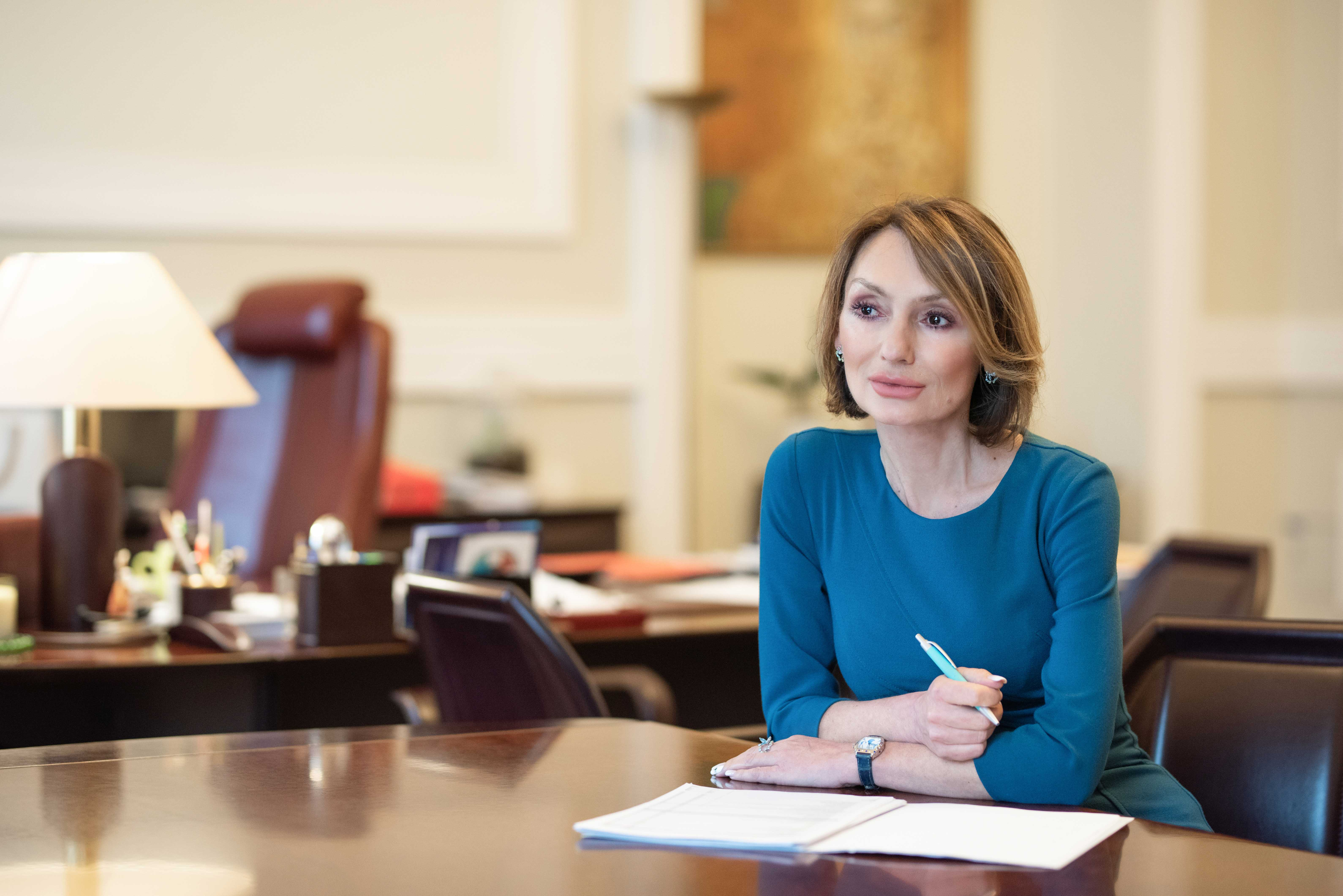 Катерина Рожкова: «Зараз перед нами стоїть нелегке завдання – вистояти, а також зберегти банки та їхніх клієнтів»