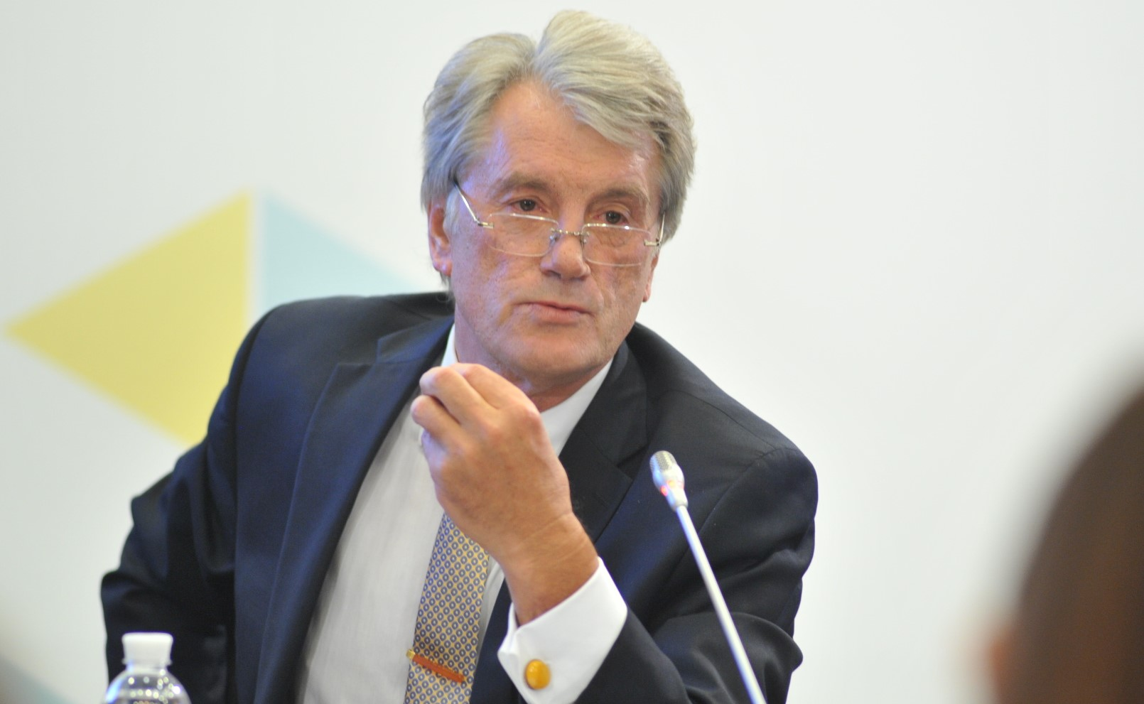 Суд отказал ГПУ в аресте имущества Ющенко